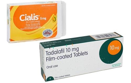 Cialis vs Tadalafil